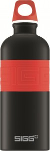 SIGG CYD Black Touch Red 0,6 liter