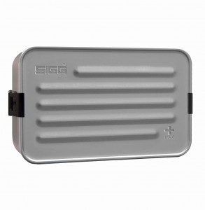 SIGG Metal Food Box Plus L Alu
