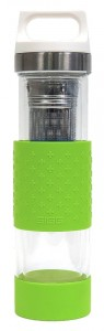SIGG Hot & Cold Glass WMB Green 0,4 liter