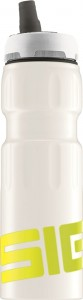 SIGG NAT Sports White Yellow Touch 0,75 liter