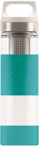 SIGG Hot & Cold Glass WMB Aqua 0,4 liter