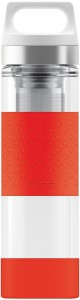 SIGG Hot & Cold Glass WMB Red 0,4 liter