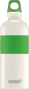 SIGG CYD Pure White Touch Green 0,6 liter