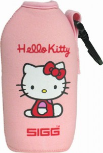 SIGG Neoprene Pouch Hello Kitty 0,4 liter