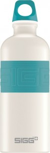 SIGG CYD Pure White Touch Blue 0,6 liter